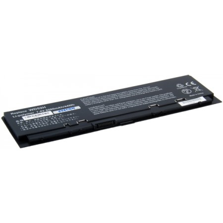 Avacom baterija Dell Latitud.E7240 Li-Pol 7,4V 6Ah