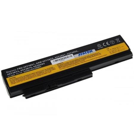 Avacom bater.Lenovo X220 series, 5200mAh