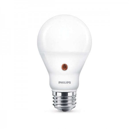Philips LED žarulja, E27, A60, topla, 8W, senzor