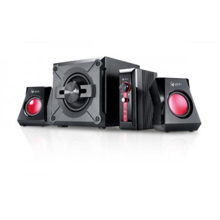 Genius zvučnici SW-G2.1 1250 II, 38W, subwoofer