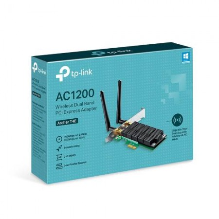 TP-Link Archer T4E, WLAN Dual Band Wireless PCI