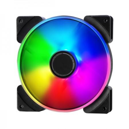 Fractal Prisma AL-14 RGB PWM 140mm vent.,5V 3pin