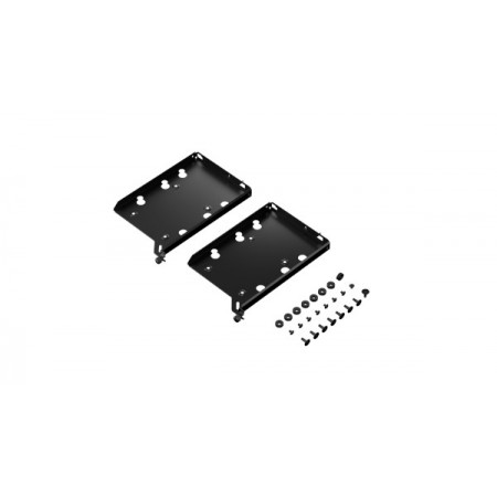 Fractal HDD Drive Tray Kit - Type B, Black, 2 pack