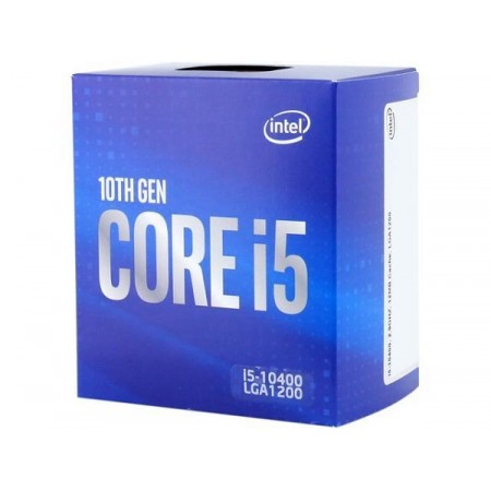 Intel Core i5 10400 2.9/4.3GHz,12MB,6C/12T,LGA1200