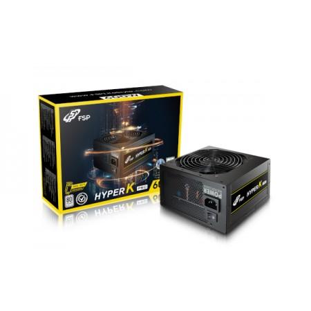 Fortron napajanje Hyper K PRO 600W, 85% efikasnost