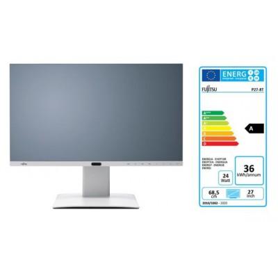 Fujitsu P27-8 TE HDMI, 2xDP, DVI, 4x USB3.1 QHD