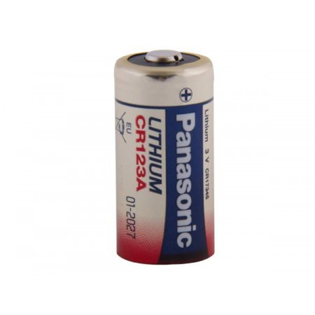 Avacom jednokratna baterija CR123A Panasonic Lith.