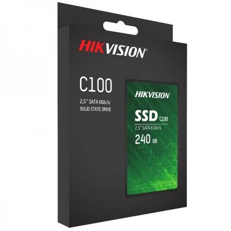 Hikvision C100 SSD 240GB, 2,5