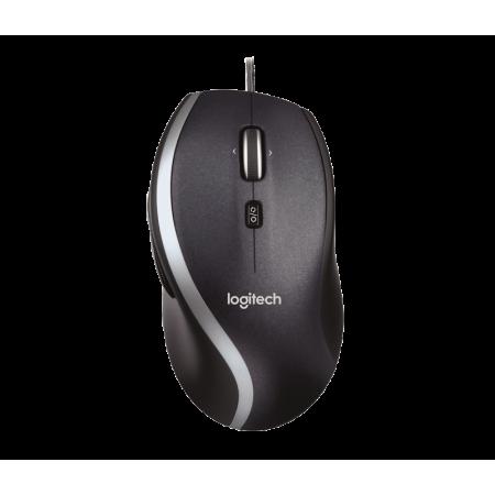 Logitech M500s žičani miš, crni