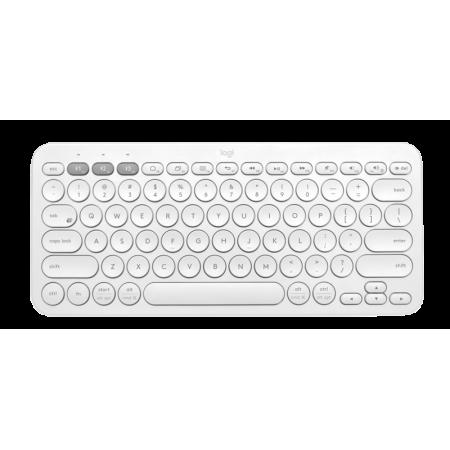 Logitech K380 bežična BT tipk. s dodirom, bijela