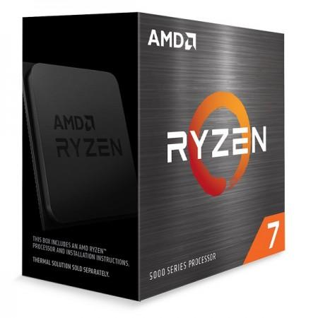 AMD Ryzen 7 5800X, 8C/16T 3,8GHz/4,7GHz, 36MB, AM4