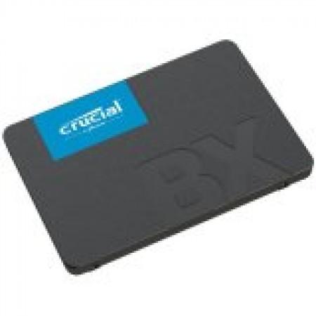 "CRUCIAL BX500 480GB SSD, 2.5"" 7mm, SATA 6 Gb/s, Read/Writ..."