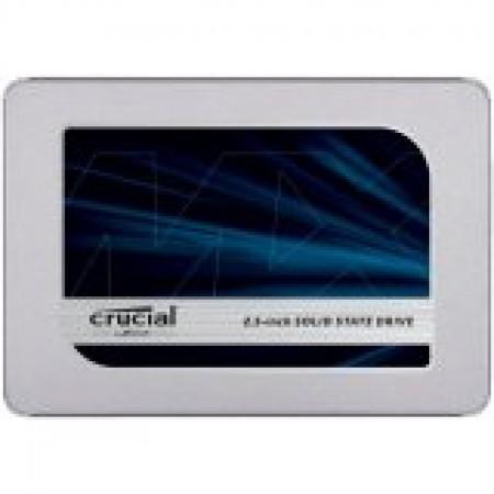 CRUCIAL MX500 500GB SSD, 2.5'' 7mm, SATA 6 Gb/s, Read/Write...