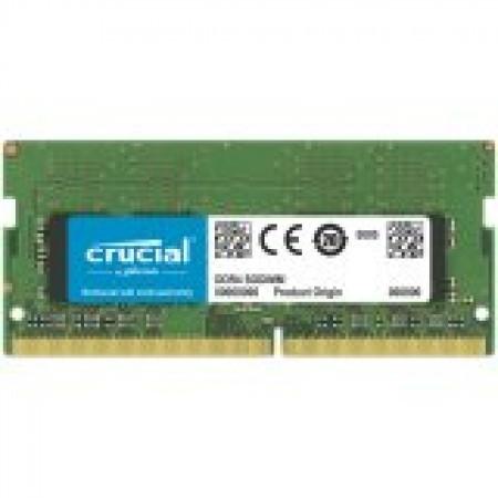 CRUCIAL 32GB DDR4-2666 SODIMM CL19 (16Gbit)