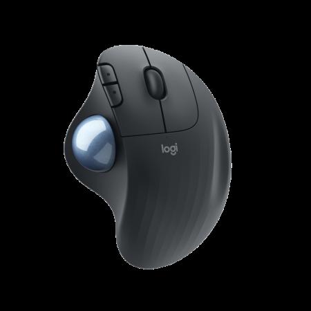 Logitech Ergo M575 Trackball, crni