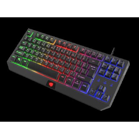 Fury Hurricane TKL, gaming tipkovnica, LED, USB