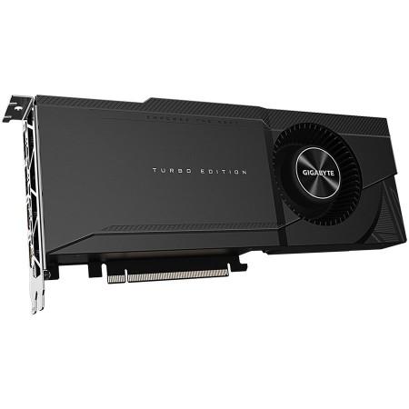 GIGABYTE Video Card NVidia GeForce RTX 3090 TURBO GDDR6 24G...