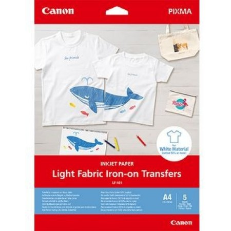 Canon Transfer Papir za svijetle tkanine - 5 L
