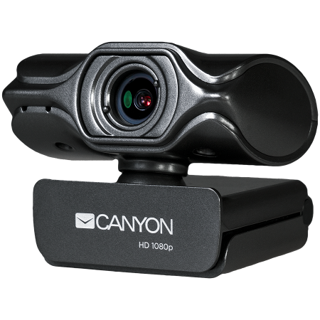 CANYON C6 2k Ultra full HD 3.2Mega webcam with USB2.0 conne...