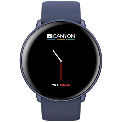 CANYON Marzipan SW-75 Smart watch, 1.22inches IPS full touc...