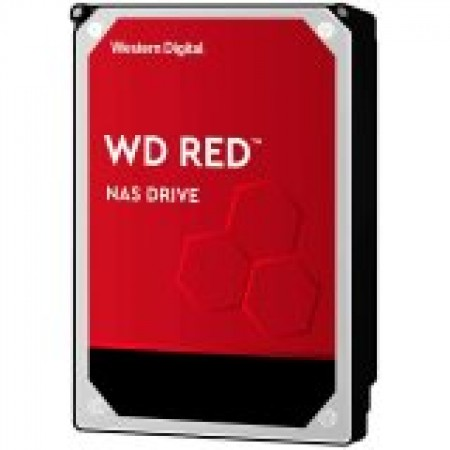 HDD Desktop WD Red (3.5'', 2TB, 256MB, 5400 RPM, SATA 6 Gb/...