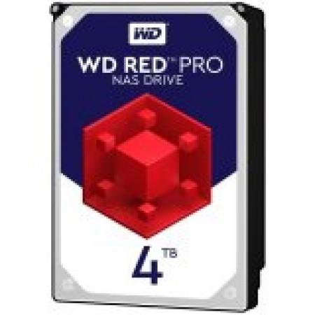HDD Desktop WD Red Pro (3.5'', 4TB, 256MB, 7200 RPM, SATA 6...
