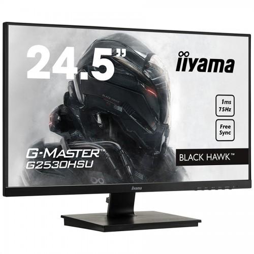 """IIYAMA Monitor 24,5"""" ETE Gaming, Ultra Slim, G-Master Black..."""