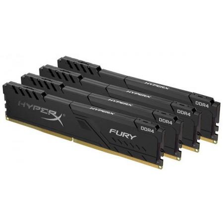 Kingston DDR4 Fury 32GB (4x8GB), 3600MHz, CL17