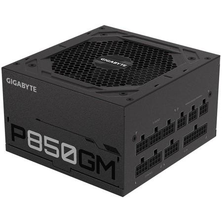 GIGABYTE P850GM Power Supply 850W, Modular, 80 PLUS Gold, J...