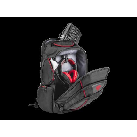 Genesis Pallad 500, ruksak, crna