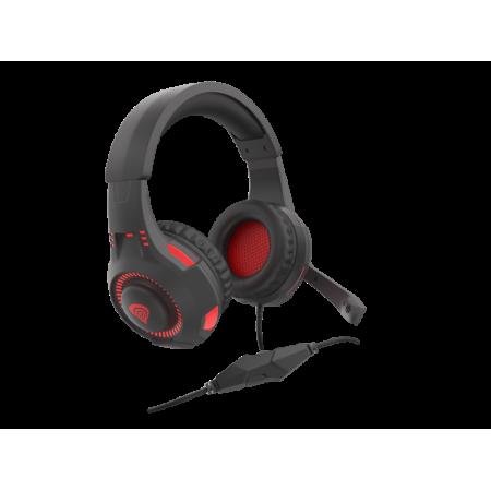 Genesis Radon 200, 7.1 slušalice s mikrofonom, USB