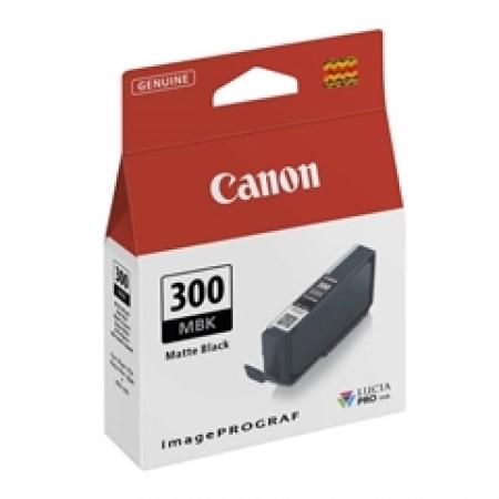 Canon tinta PFI300 mat crna