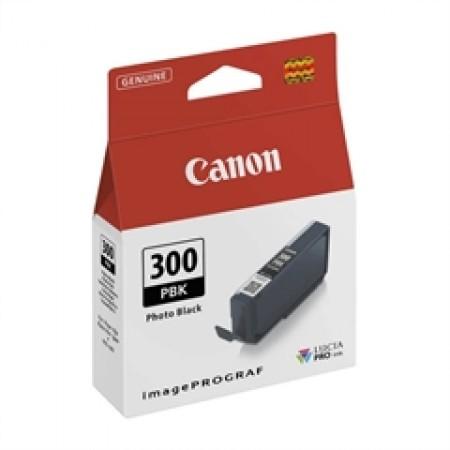 Canon tinta PFI300 foto crna