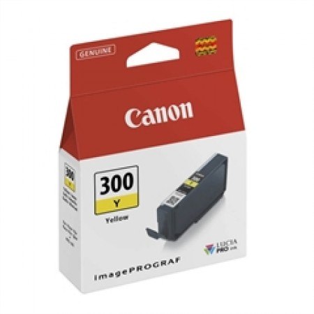 Canon tinta PFI300 žuta