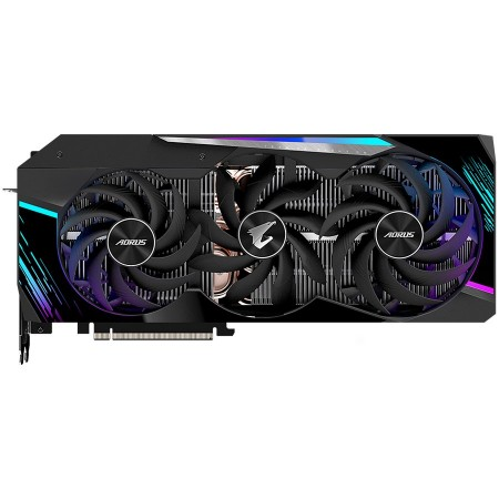 GIGABYTE Video Card NVidia AORUS GeForce RTX 3090 MASTER 24...