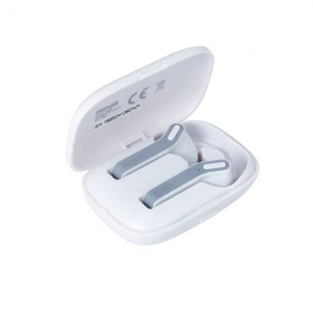 Maxell bežične slušalice TWS Dynamic bijele