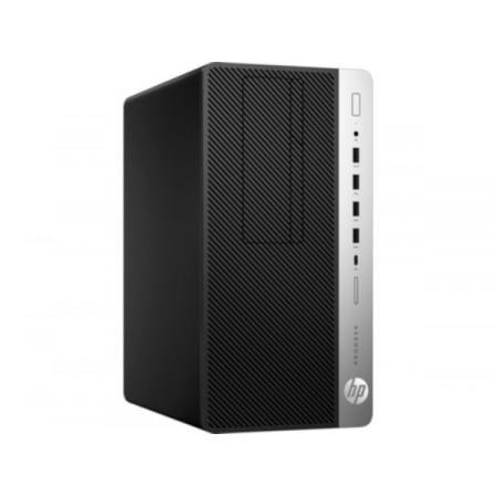 HP 600 G4 MT i7-8700/8GB/256SSD/Win10p64