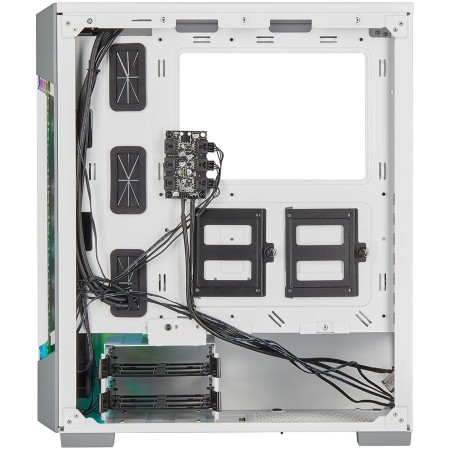 CORSAIR iCUE 220T RGB Airflow Tempered Glass Mid-Tower Smar...