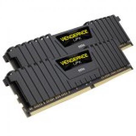 Corsair 16GB (2 x 8GB) DDR4 DRAM 3200MHz C16-18-18-36 Venge...