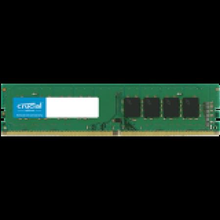 CRUCIAL 16GB DDR4-2666 UDIMM CL19 (8Gbit)