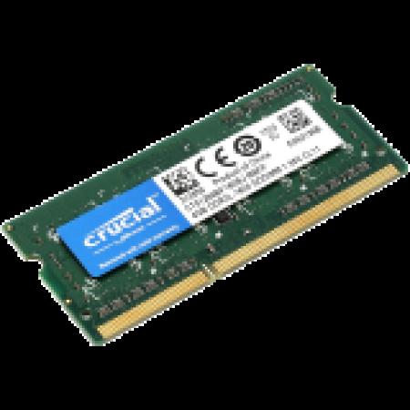 CRUCIAL 4GB DDR3-1600 SODIMM CL11 (2Gbit)