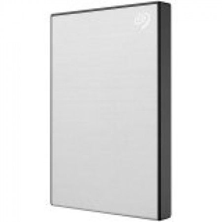 SEAGATE HDD External ONE TOUCH ( 2.5'/5TB/USB 3.0) Silver