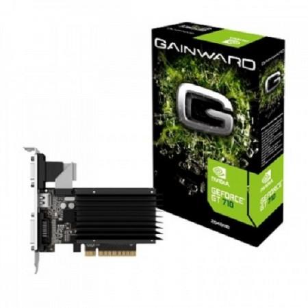 Gainward GF GT710, 2GB DDR3 SilentFX