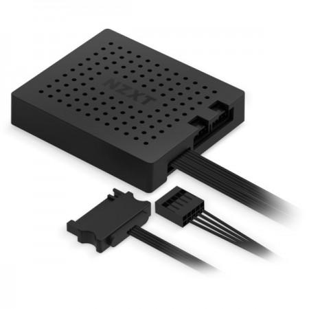 NZXT RGB & Fan kontroler, crni
