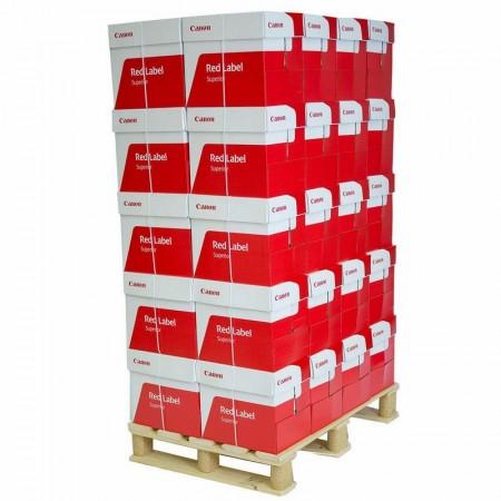 Canon fotokopirni papir Red Label A4 - paleta