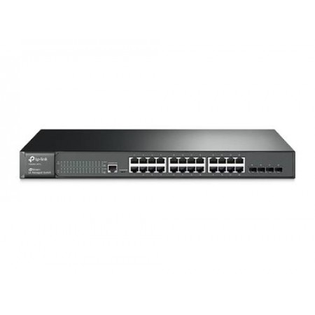 TP-Link TL-SG3424, 24-port Gbit L2 + 4 SFP