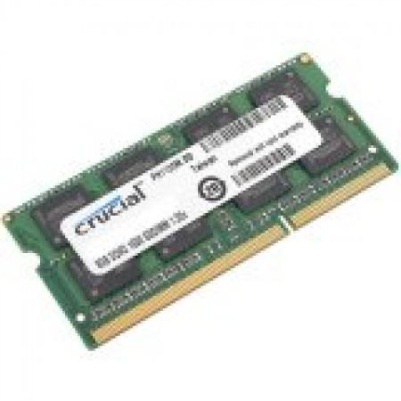 CRUCIAL 8GB DDR3-1600 SODIMM CL11 (4Gbit)