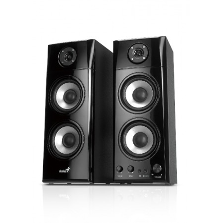 Genius zvučnici SP-HF1800A II, 60W, drveni