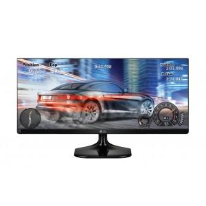 """LG 25"""" LED IPS, 25UM58, 2xHDMI, 21:9, 2560x1080"""