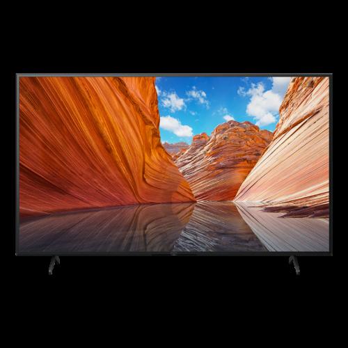 Sony KD-55X80J, 4K HDR, WiFi, Google TV